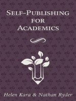 Self-Publishing For Academics