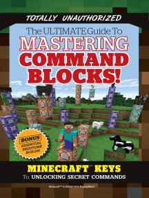 Ultimate Guide to Mastering Command Blocks! by Triumph Books - Read Online