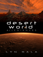 Desert World Allegiances