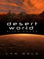 Desert World Allegiances