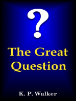 The Great Question