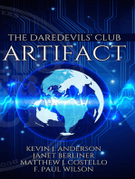 The Daredevils' Club ARTIFACT