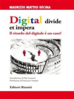 Digital divide et impera
