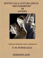 Invito alla lettura delle Metemorfosi di Ovidio