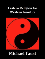 Eastern Religion for Western Gnostics