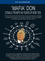 Mafia Don: Donald Trump's 40 Years Of Mob Ties