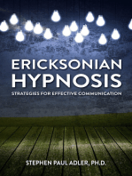 Ericksonian Hypnosis