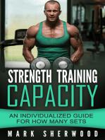 Strength Training Capacity