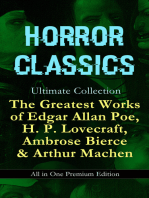 HORROR CLASSICS Ultimate Collection