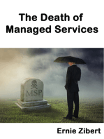 The Death of Managed Services