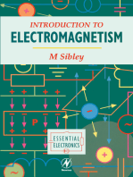 Introduction to Electromagnetism