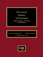 Flat-Panel Display Technologies: Japan, Russia, Ukraine, and Belarus