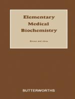 Elementary Medical Biochemistry