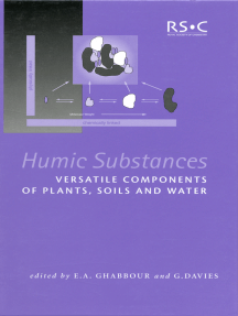Humic Substances: Versatile Components Of Plants, Soils And Water