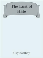 The Lust of Hate