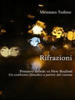 """Rifrazioni. Pensiero debole vs """"New Realism"""". Un confronto filosofico a partire dal cinema"""