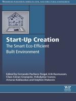 Start-Up Creation: The Smart Eco-efficient Built Environment
