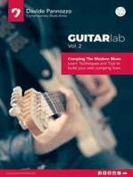 GUITARlab Vol.2, Comping The Modern Blues [English Version]