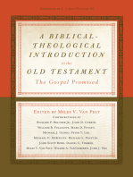 A Biblical-Theological Introduction to the Old Testament