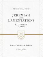 Jeremiah and Lamentations (ESV Edition)