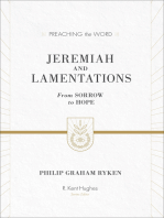 Jeremiah and Lamentations (ESV Edition)