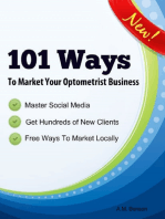 101 Ways to Market Your Optometrist Business