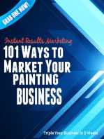 101 Ways to Market Your Painting Business