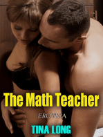 The Math Teacher (Erotica)