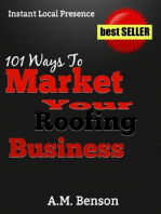 101 Ways to Market Your Roofing Business