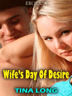 Wife's Day of Desire (Erotica)