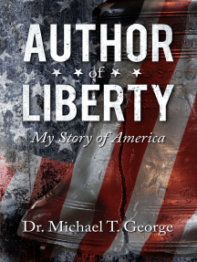 Author of Liberty: My Story of America