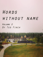 Words Without Name Volume 2