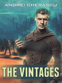 The Vintages: The Mindguard Saga, #2