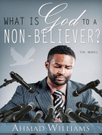 What Is God To A Non Believer?