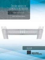 Diseño básico de concreto reforzado: Vigas Isostáticas