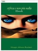 Africa e non più nulla