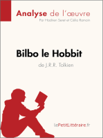Bilbo le Hobbit de J. R. R. Tolkien (Analyse de l'oeuvre)