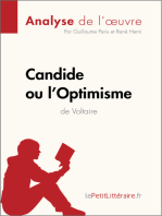 Candide ou l'Optimisme de Voltaire (Analyse de l'oeuvre)
