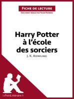Harry Potter à l'école des sorciers de J. K. Rowling (Fiche de lecture)