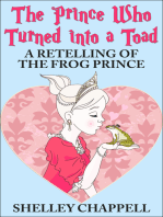 The Prince Who Turned Into a Toad