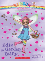 Rainbow Magic - Earth Green Fairies 03 - Edie the Garden Fairy
