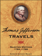 Thomas Jefferson Travels
