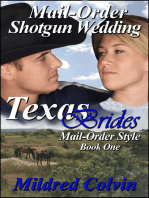 Mail-Order Shotgun Wedding