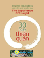 30 ngày Thiền quán.