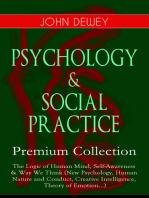 PSYCHOLOGY & SOCIAL PRACTICE – Premium Collection