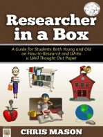 Researcher in a Box