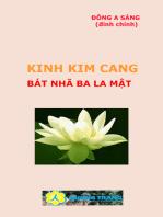Kinh Kim Cang Bát Nhã Ba La Mật.