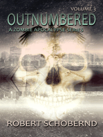 Outnumbered Volume 3, The Zombie Apocalypse Series