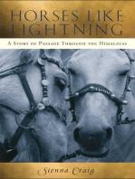 Horses Like Lightning