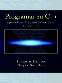Aprende a Programar en C++